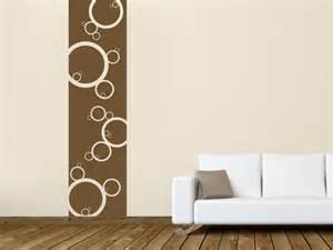 schlafzimmer in braun und beige tnen banner relax kreise wandtattoo net