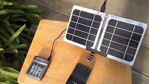 Solar Charging Aa  Aaa Batteries