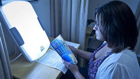 Lichttherapiel Depressie by Licht Therapie