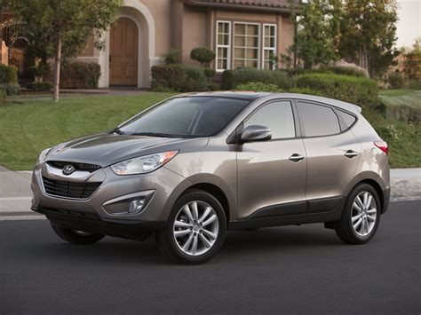 Hyundai Tucson Picture by 2010 Hyundai Tucson Price Photos Reviews Features