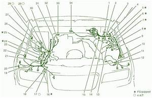 95 Geo Prizm Fuse Box Diagram