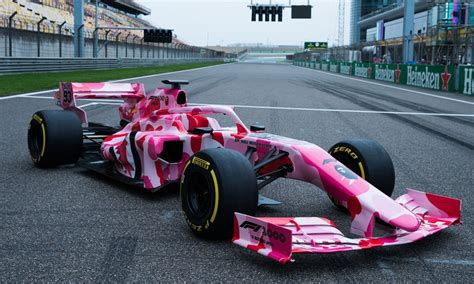 At the f1 wiki, we have articles for drivers, cars, races, teams, seasons and much, much more. BAPE & Formula 1 Unveil Pink Camo Race Car