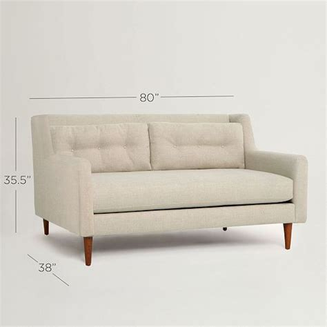 crosby sofa west elm home pinterest retail sofas