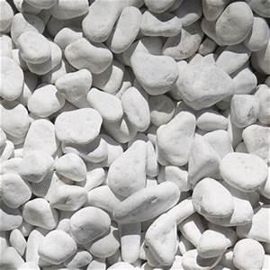 Cailloux Blanc Pas Cher : galets carrare blanc 25 40mm 15 kg natur 39 d co ~ Dailycaller-alerts.com Idées de Décoration