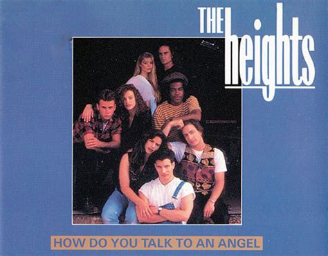 The Heights Reaches The Top With Tv Series Theme  November 14, 1992