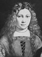 Ippolita Maria Sforza, the second daughter of Isabella of ...