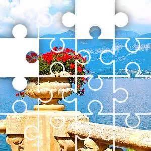 lake geranium urn jigsaw puzzle jigzonecom