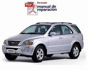 Manual De Taller Y Mecanica Kia Sorento Gasolina Y Diesel