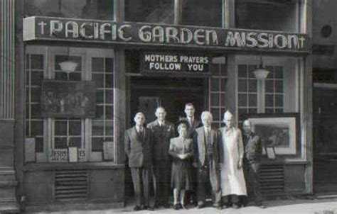 pacific garden mission our history pacific garden mission