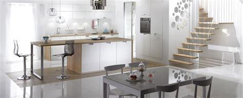 cuisine en u ouverte sur salon cuisine en u ouverte sur salon decoration idee deco