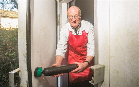 Black Pudding Saved My Life, Says Butcher Who Used It To