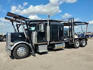 2000 Peterbilt 379 Car Carrier Truck For Sale  1 096 370