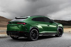 TopCar Reveals Military Green Lamborghini Urus - Exotic ...  Lamborghini
