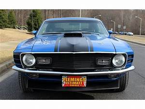 1970 Ford Mustang Mach 1 for Sale | ClassicCars.com | CC-1059472