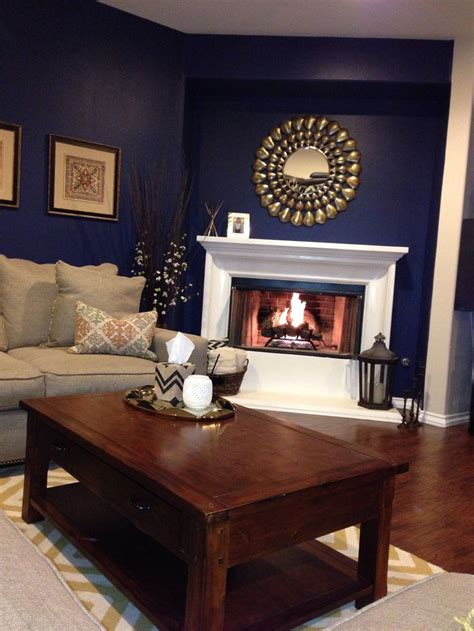 Ideas Navy Blue Walls by Best 25 Navy Blue Couches Ideas On Living