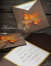 fall themed wedding invitations picture of stylish and fall wedding invitations