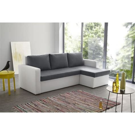 mobilier table canapé d angle 200 cm