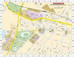 Penrith - Sydney - Maps - Street Directories