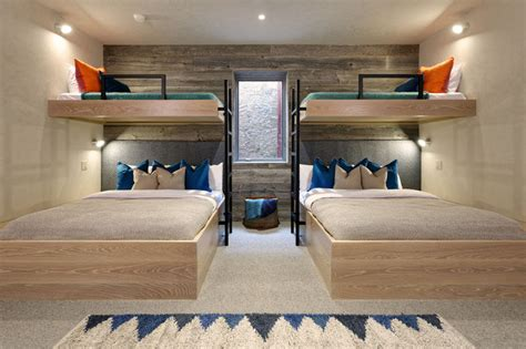 two person bedroom ideas interior design ideas for sleeping six people in a room contemporist