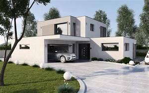 Idée Construction Maison : maisons oxygene modele maison id e 07 savoie 73 univia ~ Premium-room.com Idées de Décoration
