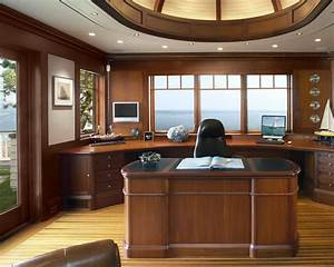 Home Office : Traditional Home Office Decorating Ideas ...