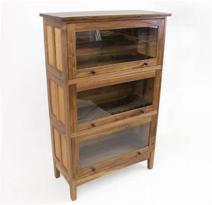 Woodworking Plans Barrister Bookcase - Image Mag