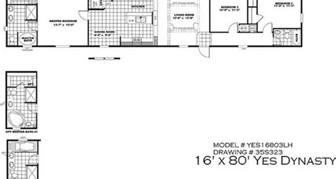 beautiful  mobile home floor plans    trailer