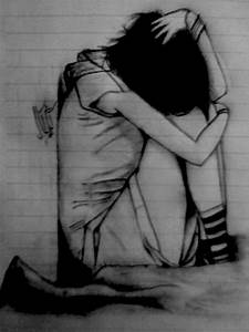 easy sad drawings in pencil - Google Search | Drawing ...