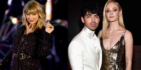 Sophie Turner's Reaction to Hearing Taylor Swift Drag Joe ...