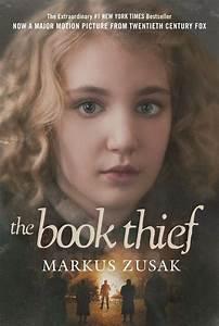 Sharon's Love of Books: The Book Thief by Markus Zusak ...