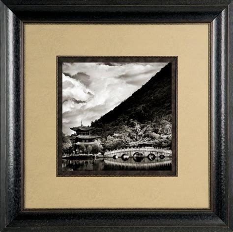 Custom Framing And Matting - when framing black and white photos or you do not