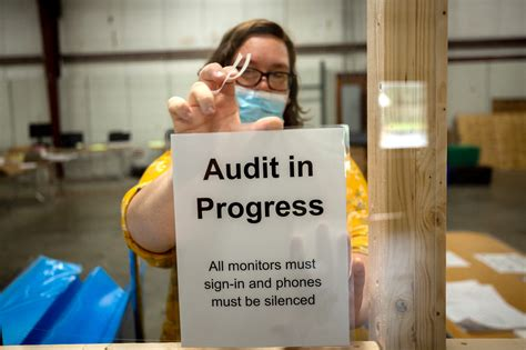 EXPLAINER: What's with all the election audits ...