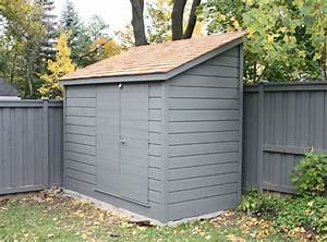 Leaning Shed