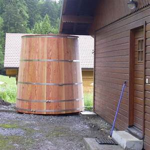 Recuperateur Eau Pluie : installer un r cup rateur d 39 eau de pluie pluie eau de ~ Premium-room.com Idées de Décoration