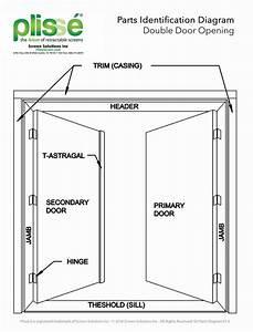 Doorway Parts Identification