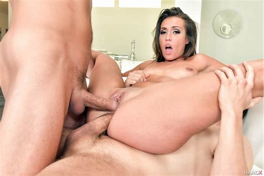 #Kelsi #Monroes #First #Double #Penetration #Video