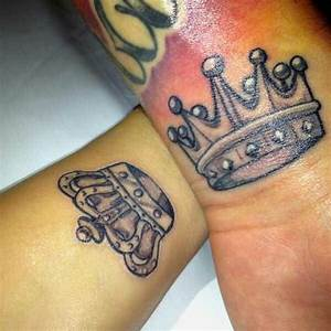 Crowns... His and Hers. | Pretty | Pinterest