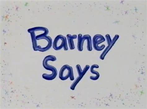 barney  barney wiki fandom powered  wikia