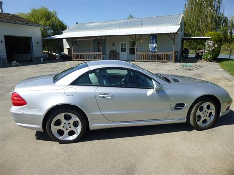 50s ls for sale 2004 mercedes benz 500sl for sale 1836082 hemmings