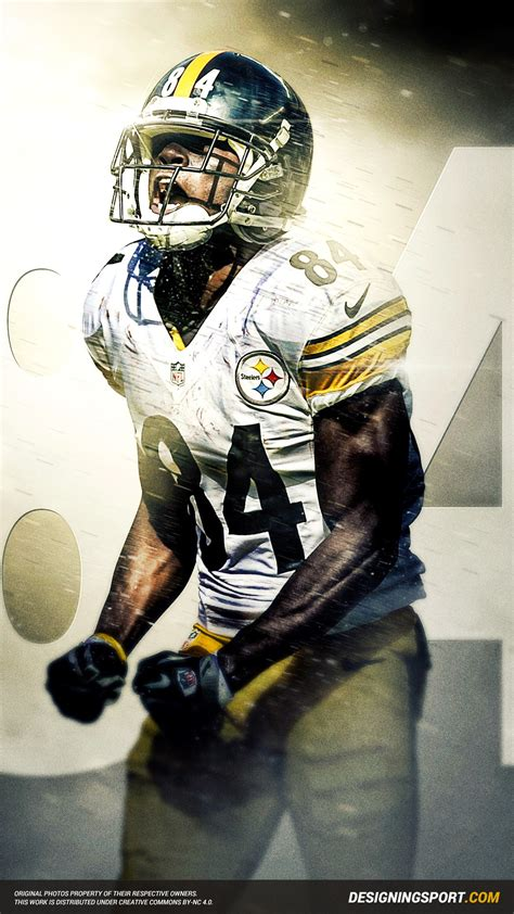 antonio brown wallpaper   awesome hd