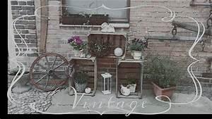 Wanddeko Für Garten : deko ideen f r den garten youtube ~ Watch28wear.com Haus und Dekorationen