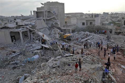 シリア 空爆