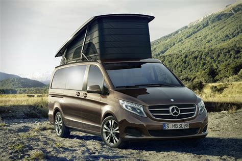 Side stickers graphics stripes decals for mercedes sprinter camper van motorhome. Mercedes-Benz Marco Polo Camper Van | HiConsumption