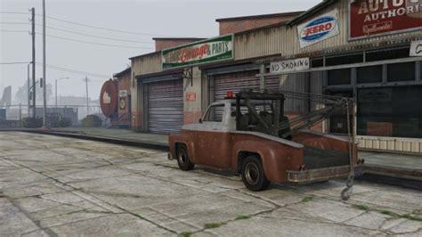 Gta 5 Beekers Garage by Beeker S Garage Gta Wiki Fandom Powered By Wikia