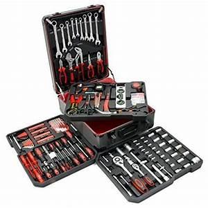 Outil Pas Cher : notre avis complet sur le coffret outils parker 399 pcs ~ Melissatoandfro.com Idées de Décoration