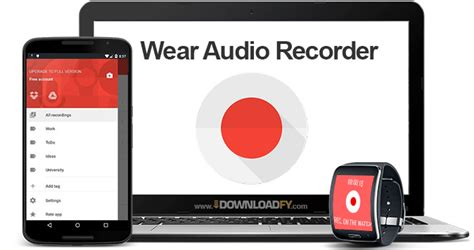 recorder for android wear audio recorder for android downloadfy