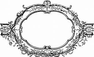 Decorative Frame Clipart – 101 Clip Art