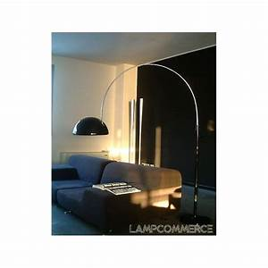 oluce coupe floor lamp lights lamps lampcommerce With white coupe floor lamp
