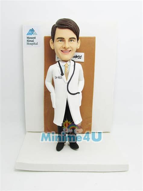 christmas gifts for doctors offices custom doctor figurine mini me dolls custom wedding