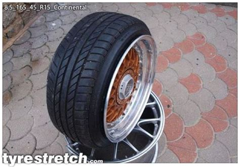 Tyrestretch.com 8.5-165-45-r15